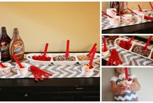Welcome to the Pizzeria! Pizza-themed kids birthday party ideas / This fun pizza-themed kids birthday party is fun for all the guests to enjoy! / by Pear Tree Greetings