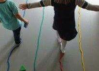 ćwiczenia gimnast.