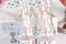 Shabby Chic Theme / Themed party: Shabby Chic