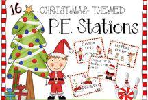 PE Stations