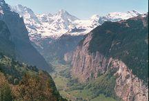Switzerland / Love, love, love this country