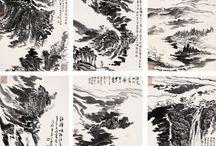 Lu Yanshao, 陆俨少