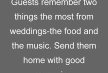 tips for wedding