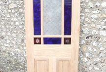 Nine Panel Door Inspiration