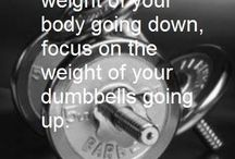 Workout / by Catherine Coffman