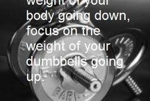 Workout Inspiration / by Brianna Carpenter