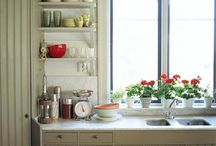 Panel i Kök / Inspirationsgalleri för panelsättning i kök