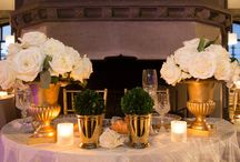 Royal Garden Wedding / Hempstead House, NY, September 2014