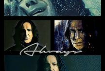Severus Collages / My beloved Potion Master Severus Snape