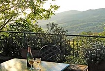 La Casetta Rosa in Umbria / A beautiful holiday rental villa near Todi with stunning panoramic views, pool, WiFi, gourmet kitchen, room for friends and family. We're waiting for you. www.umbriabella.com.