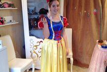 Pamuk prenses / Kostüm tasarım # el işi