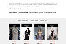 Moda Tuscia / Il meglio della moda della Tuscia: abbigliamento, accessori, tutto per il tuo look