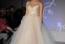 Happily Married but Obsessed with Wedding Dresses / by Amber Watson
