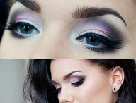 Make up & hair...