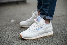 "Reebok Classic Leather Vintage ""Paper White"" (V72788)"
