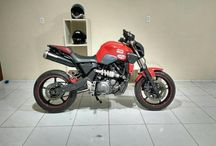Yamaha MT-03 Red Danger