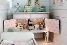 child corner