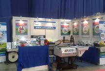 PPD EXPO - Nyomdaipari szakkiállítás AMCO Csomagolástechnika stand / http://www.amcokft.hu/ppdexpo