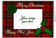 Christmas and winter gifts and invitations / Uniquely designed gifts for Winter Holiday season: Christmas, New Year's Eve...