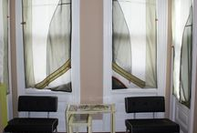 Curtains, drapes, window treatments / by Handy Homemaker