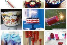Fourth of July Extravaganza / by Stephanie Bromhead-Moore