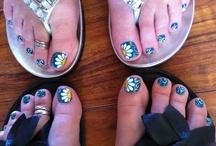 cute toes / by Kechara Partin