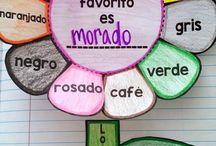 Для занятий по испанскому