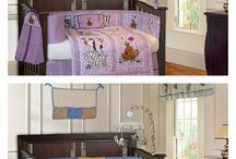 Twin Nursery Ideas / Our Twin Nursery Ideas Board is filled with coordinating twin baby bedding and twin nurseries we LOVE!