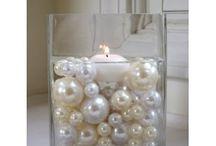 Pearl Themed Weddings