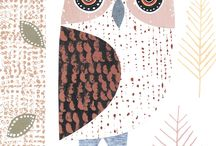 owls / by Andria Richardson