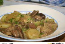 TOP recepty- jedla
