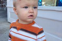 Toddler haircuts