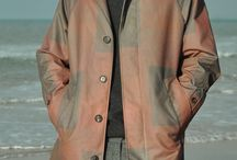 Lamler | The Atlantic Trench / Mens outerwear made in England. Founded by Helen Plummer