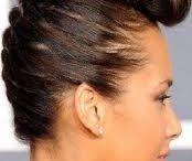 Hair, Hair & more Hair / by Lebya Simpson