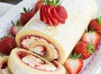 Gâteaux et recettes