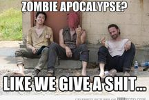 Zombie Obsession! / by Stephanie Correa