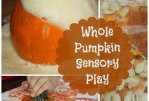 Friday sensory activities