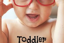 All things toddler