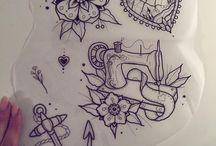 tattoo te e teiera
