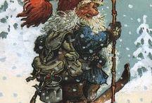 God Jul / Traditional Swedish Christmas Traditions