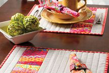 Tovagliette all'americana- place mat