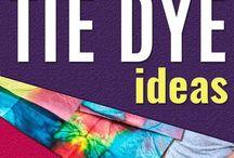Tie dye love!