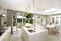 Glass wall curtains