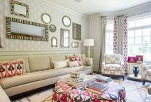 Hamptons Showhouse 2013 - Sherrill Canet for Pearson / by Pearson Furniture