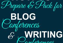 Conference Tips and Pointers