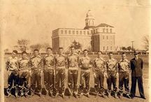 Texas Colleges / You can also visit http://collegehistorygarden.blogspot.com/ for more information.