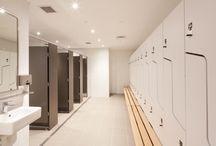Changerooms