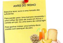 Dieta Pré Treino