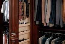 Design in the closet / Design and ideas for the walk in closet