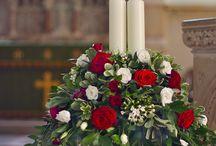 Church in Flower